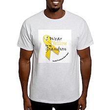 Yellow for Grandson T-Shirt