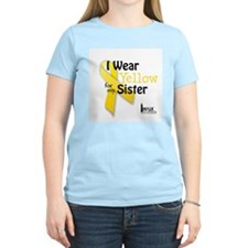 Yellow for Sister T-Shirt