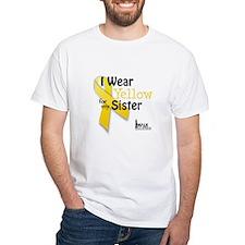 Yellow for Sister Shirt