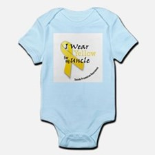 Yellow for Uncle Onesie