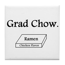 SALE! Grad Chow Tile Coaster