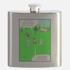 After the dog walk Flask