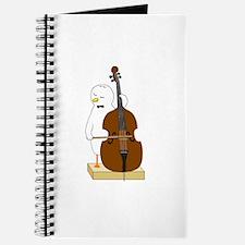 Double Bass Player Journal