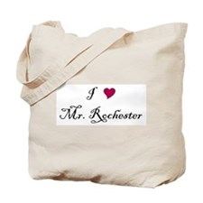 I Heart Mr. Rochester Tote Bag