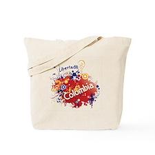COLOMBIA RETRO Tote Bag