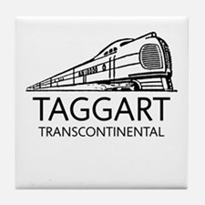 Taggart Transcontinental Tile Coaster