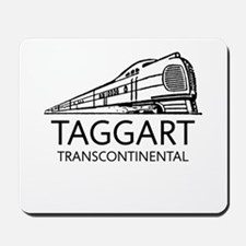Taggart Transcontinental Mousepad