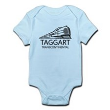 Taggart Transcontinental Infant Bodysuit