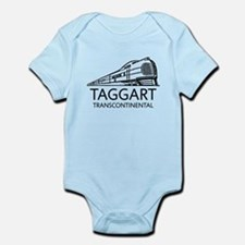 Taggart Transcontinental Infant Bodysuit