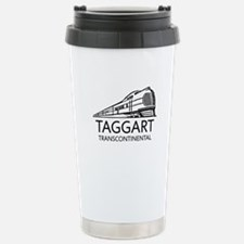 Taggart Transcontinental Travel Mug