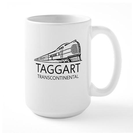 Taggart Transcontinental Large Mug