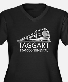 Taggart Transcontinental Women's Plus Size V-Neck