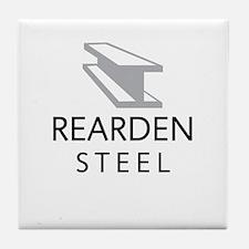 Rearden Steel Tile Coaster