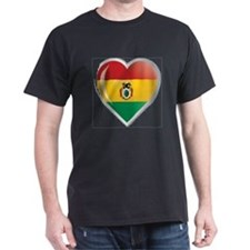 Bolivia corazon T-Shirt
