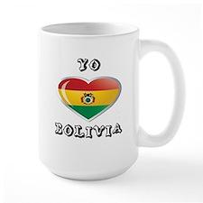 Yo amo bolivia Mug