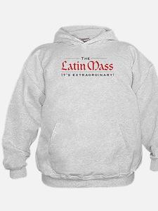Extraordinary Latin Mass Hoodie