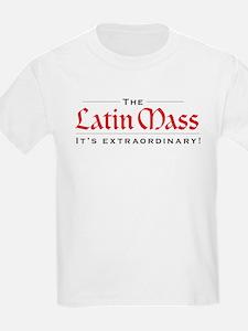 Extraordinary Latin Mass T-Shirt