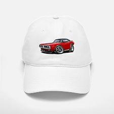 Charger Red-Black Car Baseball Baseball Cap