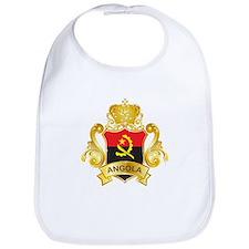 Gold Angola Bib
