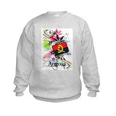 Flower Angola Sweatshirt