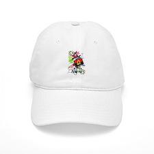 Flower Angola Baseball Cap