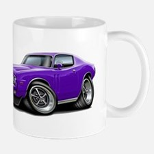 1971-72 Charger Purple Car Mug