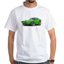 Charger Lime-Black Top Car Shirt