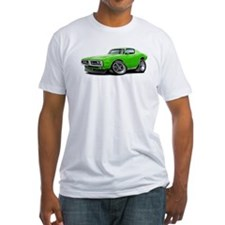 Charger Lime Car Shirt