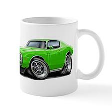 Charger Lime Car Mug