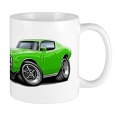Charger Lime Car Mug