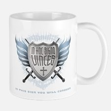 In Hoc Signo Vinces Mug