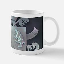 Pope Benedict Crest Mug
