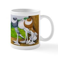 English Pouters Mug