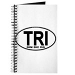 TRI (Triatlete) Euro Oval Journal