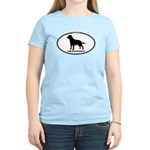 Lab Euro Oval Women's Light T-Shirt