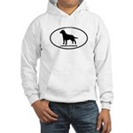 Lab Euro Oval Hooded Sweatshirt