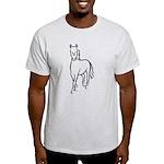 Turkeys: Midget White Women's Light T-Shirt