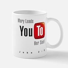Mary Leads You Mug