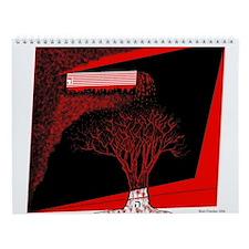 Brett Fletcher Wall Calendar