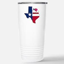 ILY Texas Stainless Steel Travel Mug