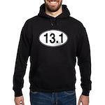 13.1 Euro Oval Hoodie (dark)