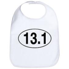 13.1 Euro Oval Bib