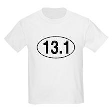 13.1 Euro Oval T-Shirt