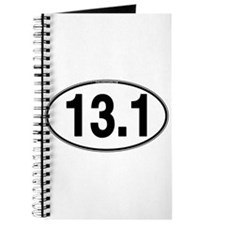 13.1 Euro Oval Journal