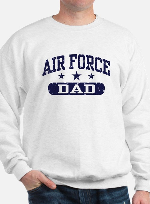 Air Force Dad Sweater