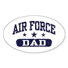 Air Force Dad Decal