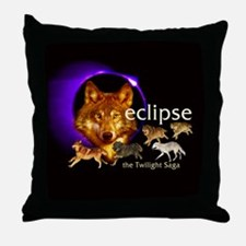Cute Eccullenus Throw Pillow