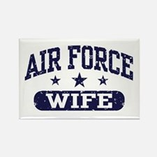 Air Force Wife Rectangle Magnet