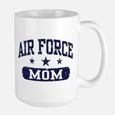 Air Force Mom Large Mug