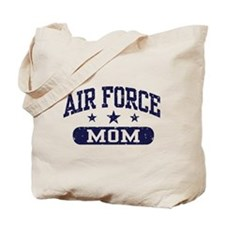 Air Force Mom Tote Bag